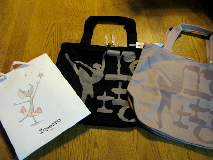 repetto レペット 2012年 春夏新作 バッグ