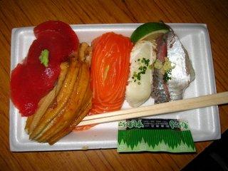 お寿司の皿1