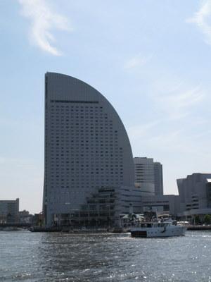 横浜インターコンチネンタルベイ・ホテル