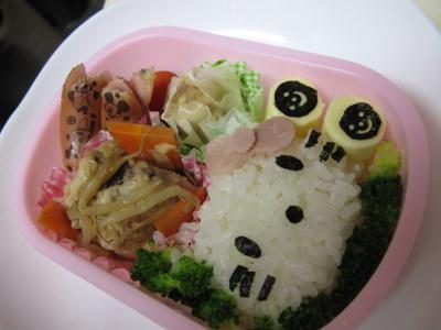 キティちゃん弁当