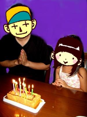 ケンケンの誕生日