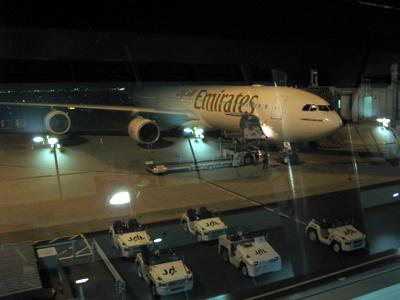 エミレーツ航空エアバス