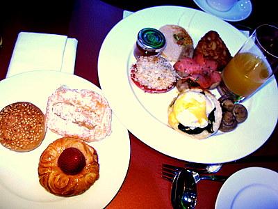 あおいの朝食1日目