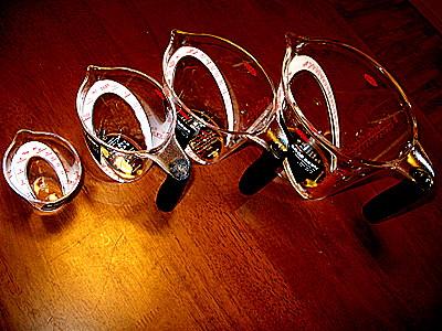 オクソーのメジャーカップ 4種