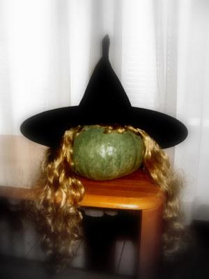ハロウィン用のかぼちゃ