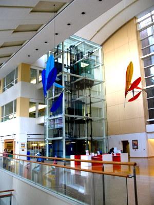 国立成育医療センター1階