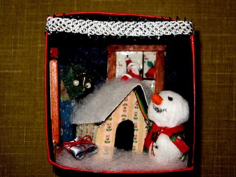 ミニチュアクリスマス1