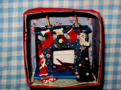 ミニチュアクリスマス その3