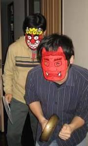 鬼が来た!!