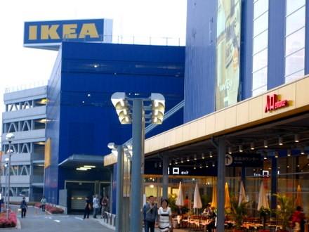 IKEA港北の店舗