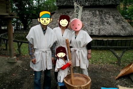 弥生時代人の服装