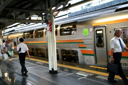 東海道線 2階建て