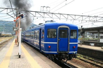 SLやまぐちDC号の客車