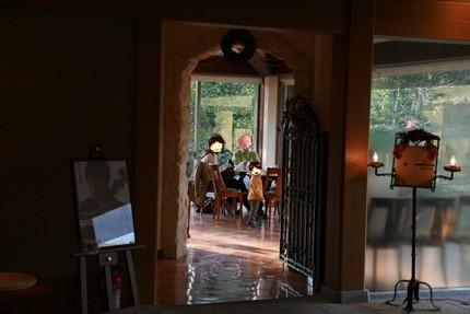 フォレスト・イン昭和館のカフェ