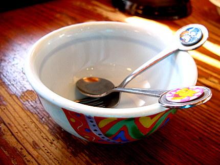 子ども用の取り皿