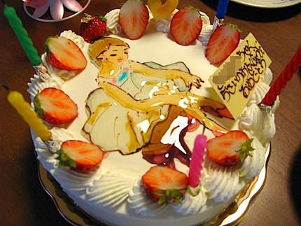 ら・ふらんすのオーダーメイドケーキ