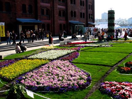巨大花壇 2