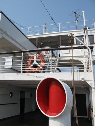 氷川丸 船上1