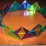 折り紙の王冠