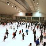 銀河アリーナアイススケート場 再び(神奈川県相模原市)