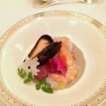 横浜ロイヤルパークホテルでディナー