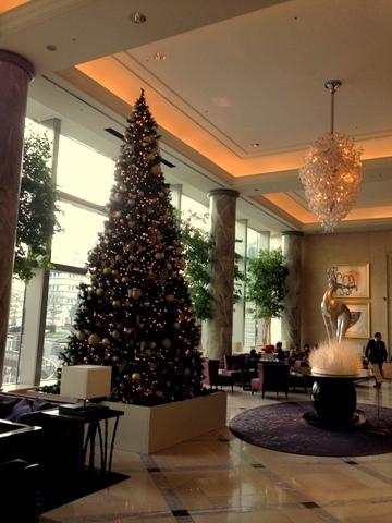 横浜ロイヤルパークホテルで宿泊