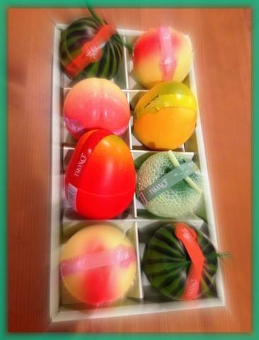 TAKANOのフルーツゼリー