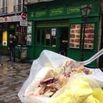 フランス滞在|パリのマレ地区で食べたファラフェル
