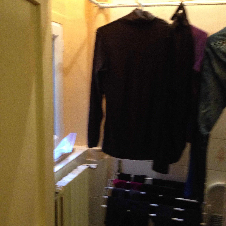 フランス滞在|滞在先のアパルトマンには洗濯室があった