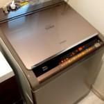 新洗濯機 日立のビートウォッシュBW-D10XTV購入