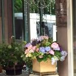 田園調布でローラン・ボーニッシュさんのお店を見学。