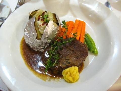 ジェミナイの食事 レストラン・ベラビスタ×2食