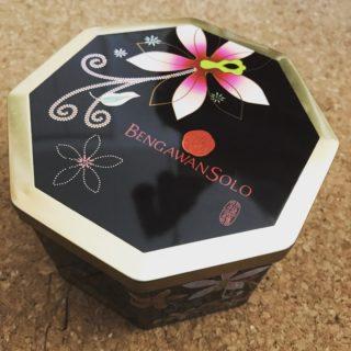 ブンガワン ソロ Cashew Sugee Cookies